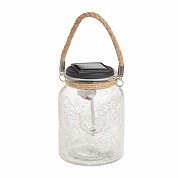 Фонарь уличный Rainbow Twinkling Hanging Jar